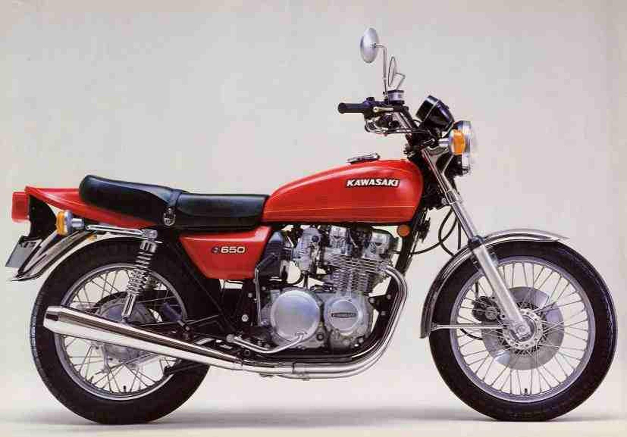 KZ650.INFO - KZ650 Models