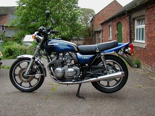 Was Haltet Ihr Von Kawasaki Z 650