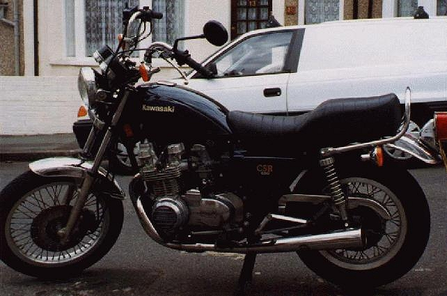 KZ650 INFO - KZ650 Models